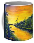 Venice California Canal Coffee Mug