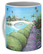 Venice California Canals Coffee Mug