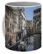 Venice Canal 5 Coffee Mug