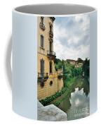 Venice Green Coffee Mug
