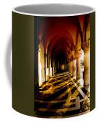 Venice Hallway In The Morning Coffee Mug