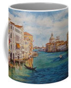 Venice In The Afternoon Coffee Mug