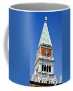 Venice Italy - St Marks Square Tower Coffee Mug