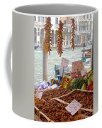 Venice Market Coffee Mug