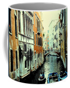 Venice Street Scene Coffee Mug