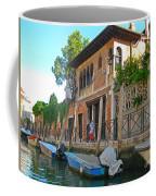 Venice Streetscape Coffee Mug