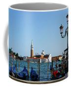 Venice View On Basilica Di San Giorgio Maggiore Coffee Mug