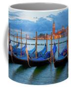 Venice View To San Giorgio Maggiore Coffee Mug