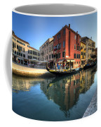 Venitian Gondola's Coffee Mug