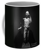 Ventriloquist Coffee Mug