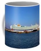 Ventura Sheildhall Calshot Spit And A Tug Coffee Mug