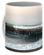 Ventura Storm Pier Coffee Mug