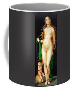 Venus And Amor Coffee Mug