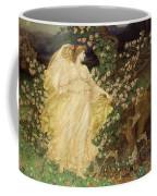 Venus And Anchises Coffee Mug