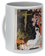 Venus Coffee Mug by Georges Barbier
