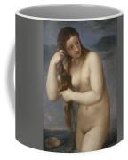 Venus Rising From The Sea Coffee Mug