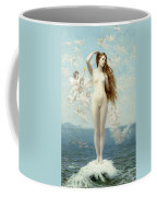 Venus Rising The Star Coffee Mug