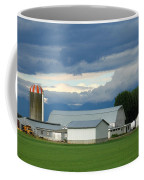 Verdant Farmland Coffee Mug