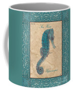 Verde Mare 3 Coffee Mug by Debbie DeWitt