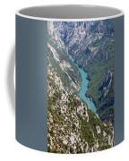 Verdon River  Coffee Mug