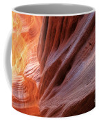 Vermilion Canyon Walls Coffee Mug