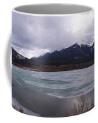 Vermillion Lakes, Banff National Park - Panorama Coffee Mug