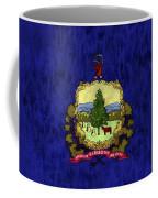 Vermont Flag Coffee Mug