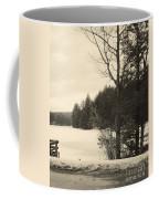 Vermont Winterland Coffee Mug