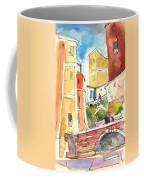 Vernazza In Italy 02 Coffee Mug