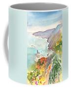 Vernazza In Italy 06 Coffee Mug