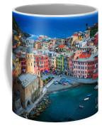 Vernazza Sera Coffee Mug