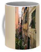 Vernazza Street Coffee Mug