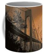 Verrazano Sundown Coffee Mug