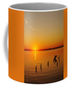 Vertical Ascent Coffee Mug
