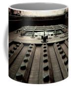 Vertical Entry Coffee Mug