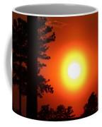 Very Colorful Sunset Coffee Mug