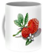 Artz Vitamins A Very Happy Raspberry Coffee Mug