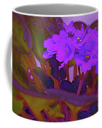 Very Violets  Coffee Mug