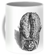 Vesalius: Brain, 1543 Coffee Mug