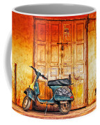 Vespa Coffee Mug