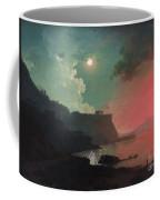 Vesuvius From Posillipo Coffee Mug