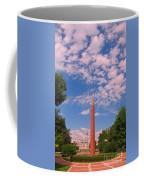 Veterans Memorial Denver Coffee Mug