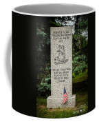 Veterans Memorial Coffee Mug