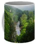 Vezere River Valley Coffee Mug