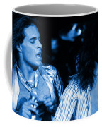 Vh #2 In Blue Coffee Mug
