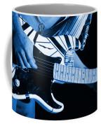 Vh #3 In Blue Coffee Mug