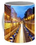 Via Degli Annibaldi Coffee Mug