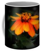 Vibrant Colored Zinnia Coffee Mug