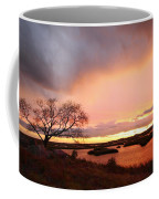Storm At Dusk 2am-108350 Coffee Mug