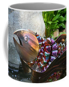 Vibrant Koi Coffee Mug